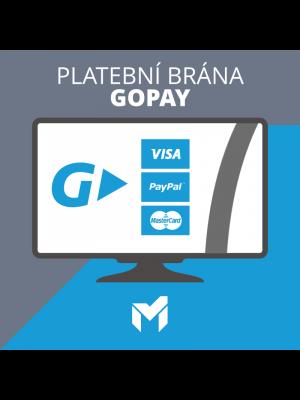 Platební brána GoPay pro Magento 2