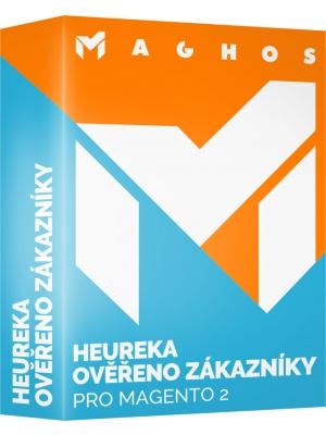 Heureka - ověřeno zákazníky pro Magento 2