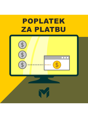 Poplatek za platbu pro Magento 2